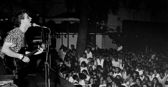 'Break It All' Celebrates the Oppositional Energy of Latin Rock