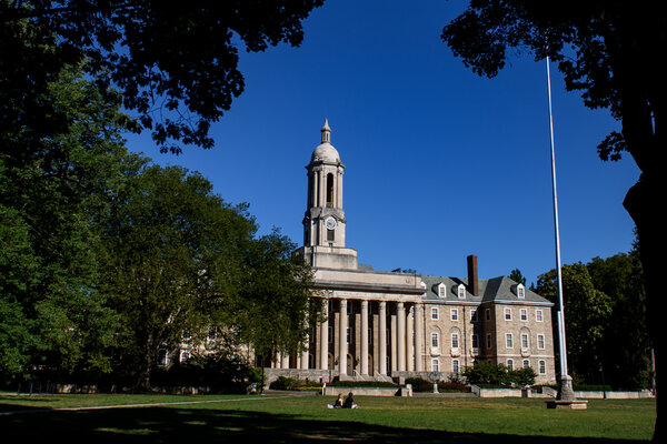 Penn State will start its spring semester classes online, delaying the return of students to campus amid rising coronavirus caseloads and hospitalizations in the state.