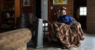 In a Covid Winter, How to Stay Warm, Safe and Social