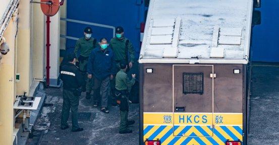 Hong Kong media mogul Jimmy Lai released on bail