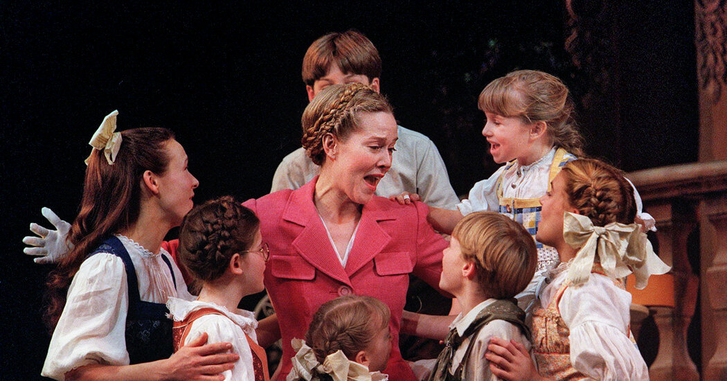 Rebecca Luker, a Broadway Star for Three Decades, Dies at 59