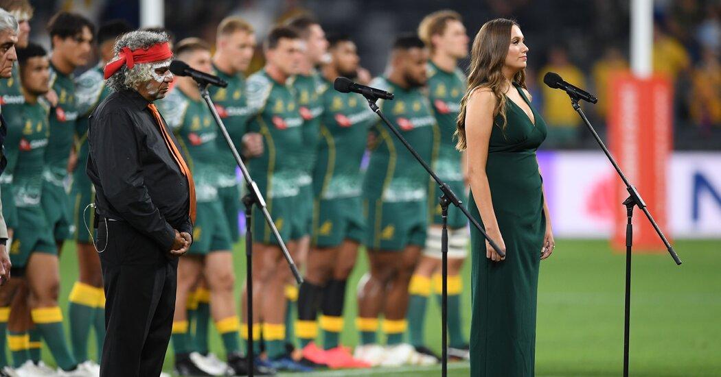 Australia Tweaks Anthem to Recognize Indigenous History