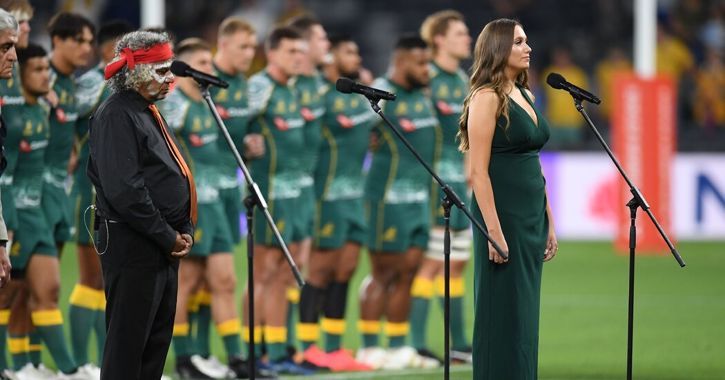 Australia Tweaks Anthem to Recognize Indigenous History