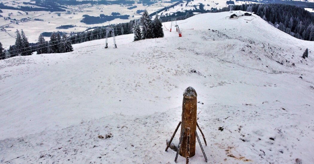German Phallus Statue Vanishes From Mountain, Then Reappears (Sort of)
