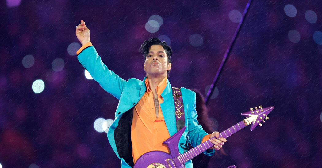 I.R.S. Says Prince's Estate Worth Twice What Administrators Reported