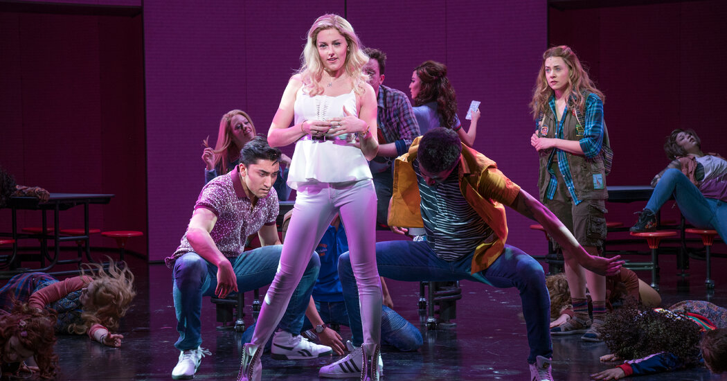 'Mean Girls' Won't Return to Broadway
