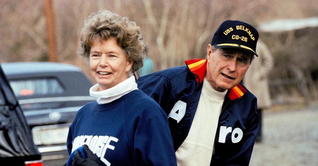 Nancy Bush Ellis, Sister and Aunt of Presidents, Dies at 94