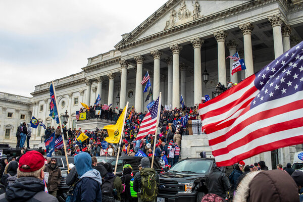 The storming of the Capitol triggered a particularly complicated wave of emotions among immigrants and refugees, especially those who fled from countries wracked by violence and instability.