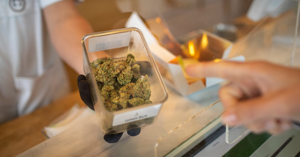 In Amsterdam, Getting High at Coffee Shops May Soon Be for Locals Only