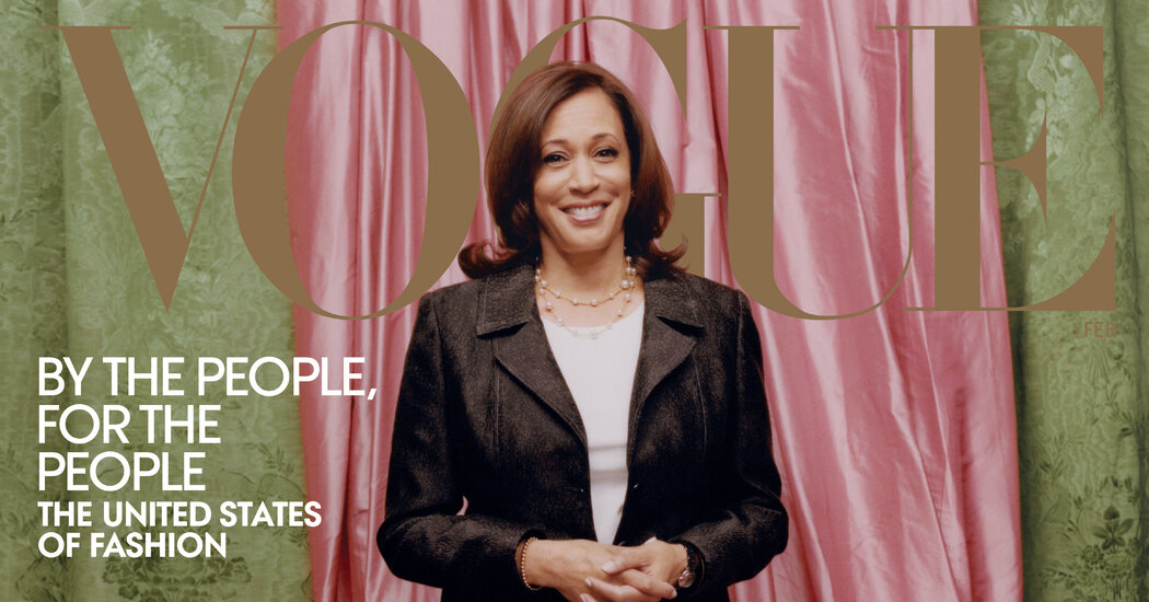 Kamala Harris on Vogue: Here's the Problem