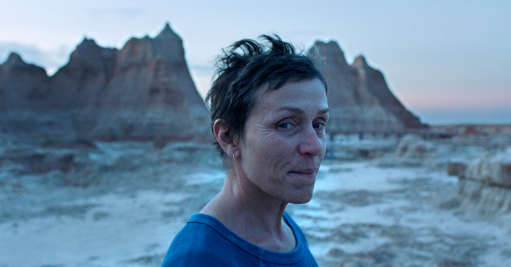 The Gotham Awards Honor 'Nomadland,' as Best They Can