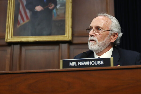 Representative Dan Newhouse, Republican of Washington, was one of several G.O.P. members of the House to say he would support impeaching President Trump.