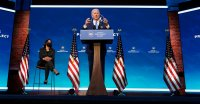 'The very health of our nation is at stake': Biden proposes a .9 trillion virus package.
