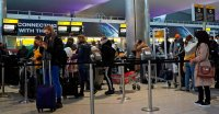 The UK Bans Travel from Latin America, Portugal Citing Concern About Brazilian Variant