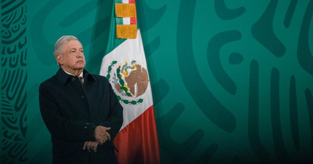 Mexico's López Obrador, Fond of Trump, Eyes Biden Administration Warily