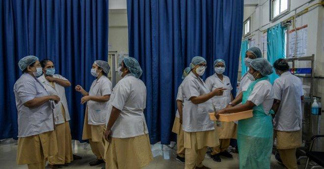 India Covid Vaccine Campaign Begins