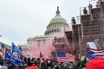 The outrage that President Donald J. Trump spent months stoking would later culminate in the storming of the Capitol on Jan. 6 by loyalist supporters and right-wing extremists.