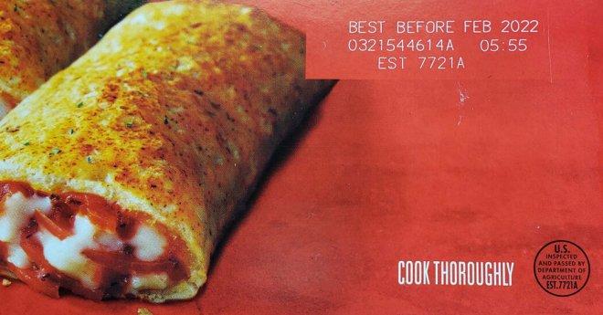 Some Hot Pockets Recalled Over Possible Glass or Plastic