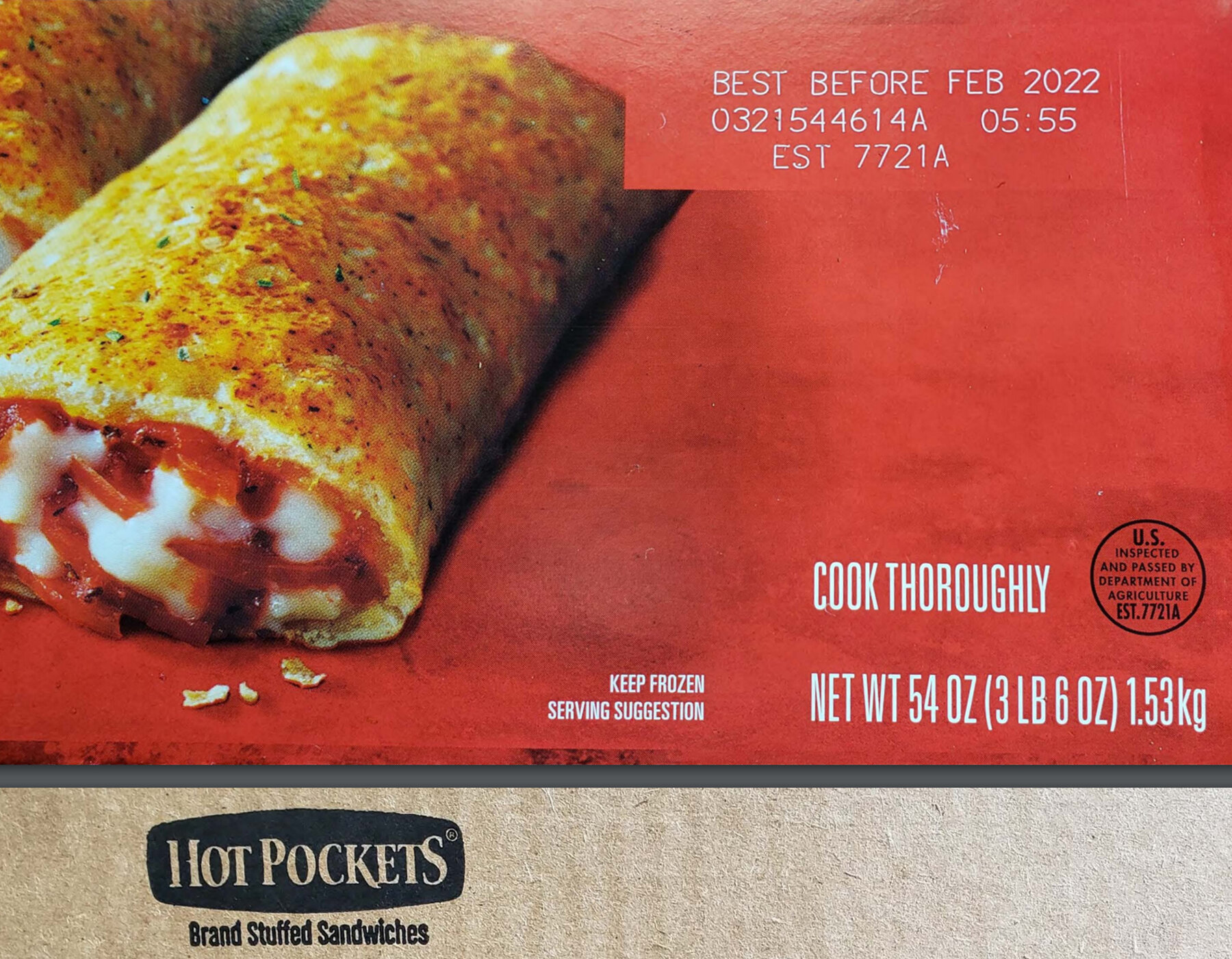 some hot pockets recalled over possible