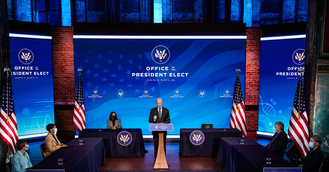 Europe Welcomes Biden, but Won't Wait for Him