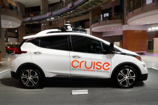 Cruise is developing self-driving vehicles for General Motors. A recent fund-raising round values the division at $30 billion.