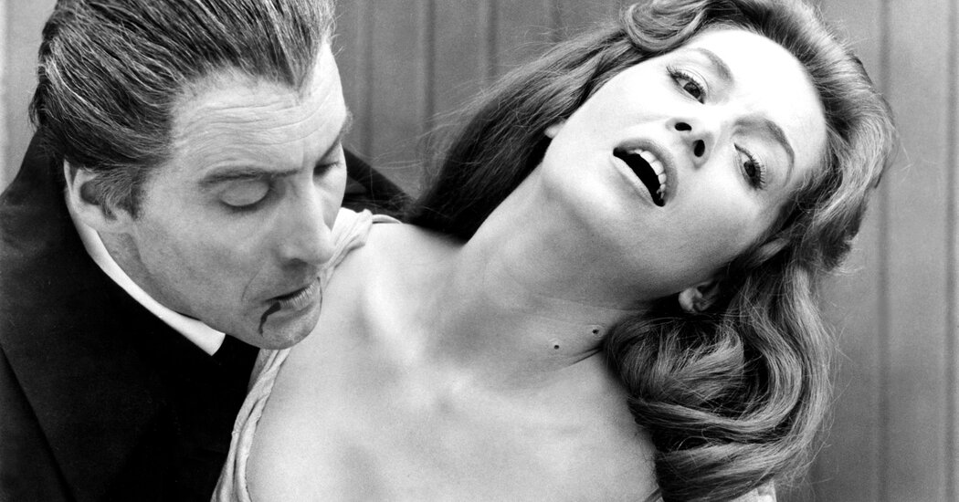 Barbara Shelley, Leading Lady of Horror Films, Dies at 88