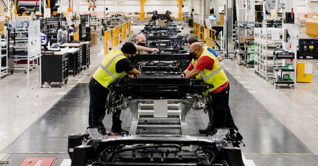 The Next Tesla? Investors Bet Big on Electric Truck Maker Rivian