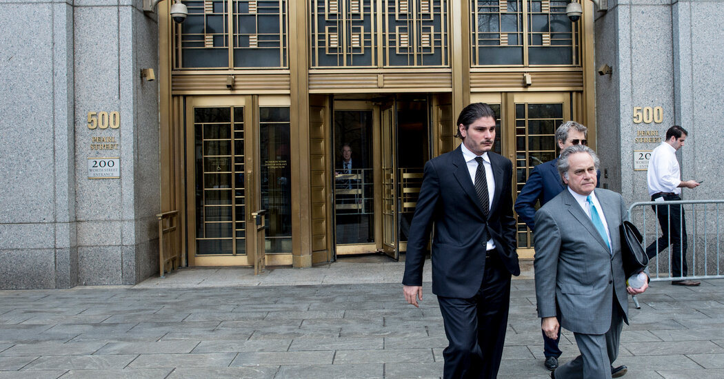 Trump Pardons Hillel Nahmad, Madison Avenue Art Dealer