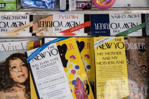 The New Yorker Union decided on a walkout on Thursday after a recent round of negotiations with management failed.