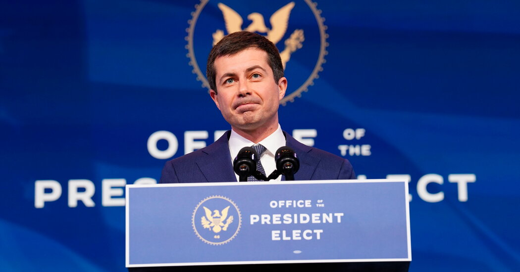 Buttigieg to Testify in Confirmation Hearing for Transportation Dept.