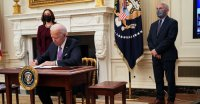Here's What's in Biden's Executive Orders Aimed at Covid-19