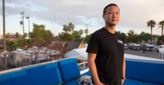 Tony Hsieh's Fatal Night: An Argument, Drugs, a Locked Door and Sudden Fire