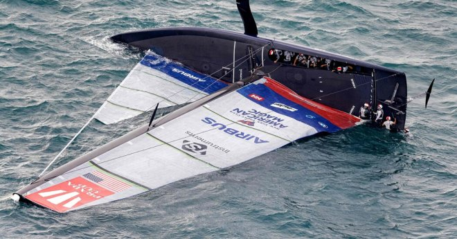 America's Cup: The Resurrection of American Magic