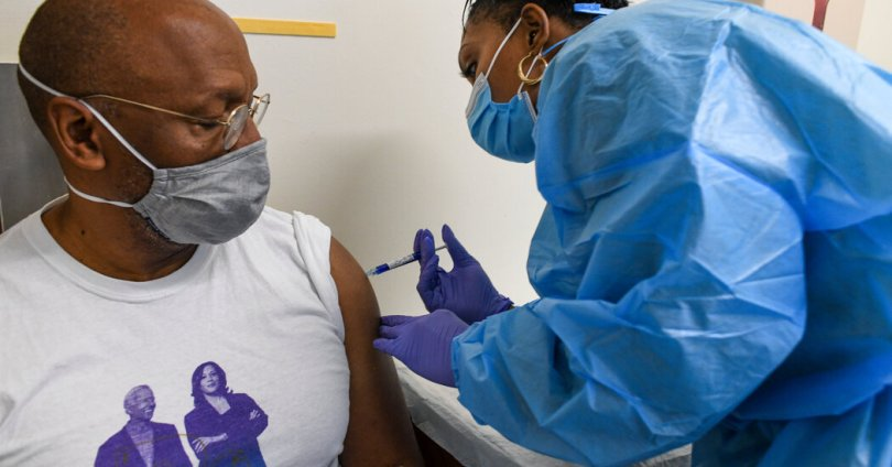 Novavax's Vaccine Works Well — Except on Variant First Found in South Africa