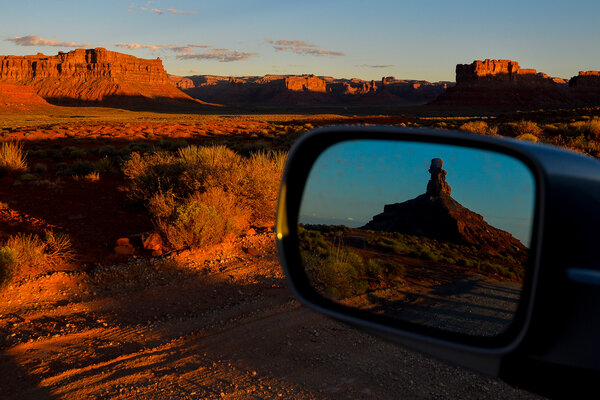 Sunrise over Bears Ears National Monument near Blanding, Utah. Federal land use is among the topics of most importance to tribal communities.