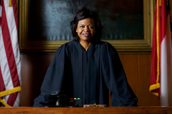 Cheri Beasley, who lost her re-election as chief justice of the North Carolina Supreme Court in November, is seen as another possible nominee for Mr. Biden.