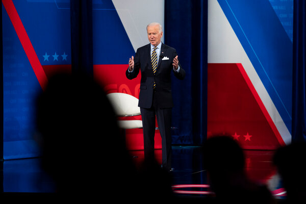 President Joe Biden's speech to the Munich security forum is expected to be broad in scope, those who have seen it say.