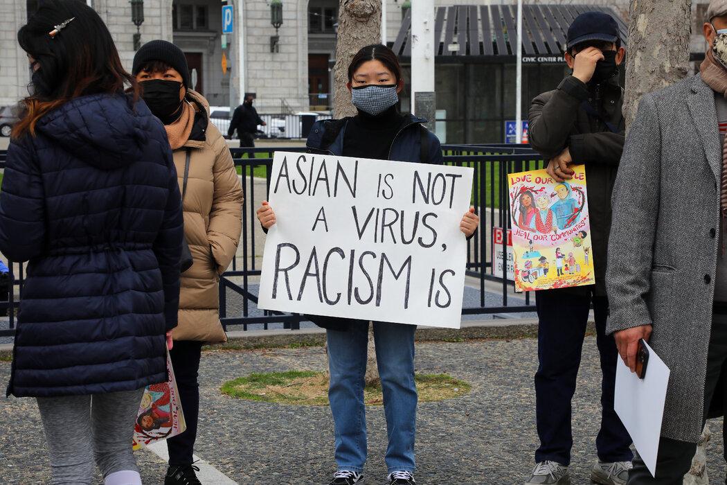 受伤的亚裔:黑白之外美国的种族暴力问题 受伤的亚裔:黑白之外美国的种族暴力问题