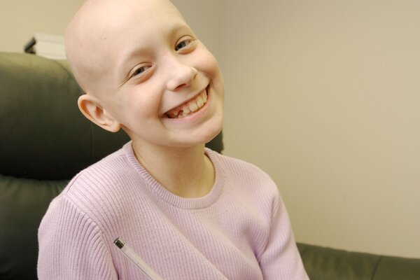 In 2002, when she was 10, doctors told Ms. Arcenuco that she had bone cancer.