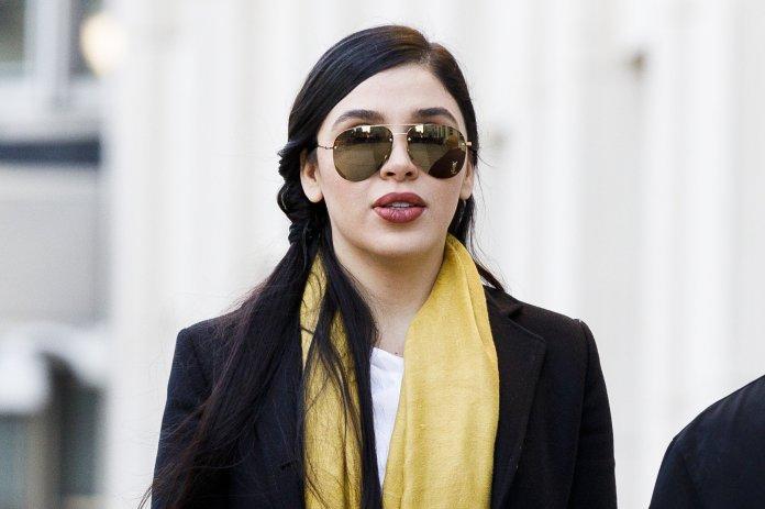 Emma Coronel Aispuro, Wife of Joaquín 'El Chapo' Guzmán, Arrested - The New York Times