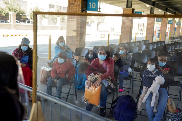 Officials from both the Trump and the Biden administrations have said keeping the pandemic rule in place is necessary to prevent the spread of the coronavirus in detention centers and in border communities.