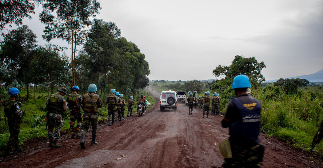 Italian Ambassador Among Three Killed in Attack on U.N. Convoy in Congo