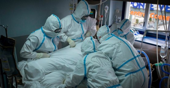 The pandemic is receding in the world's worst hotspots, but will the declining trend continue?