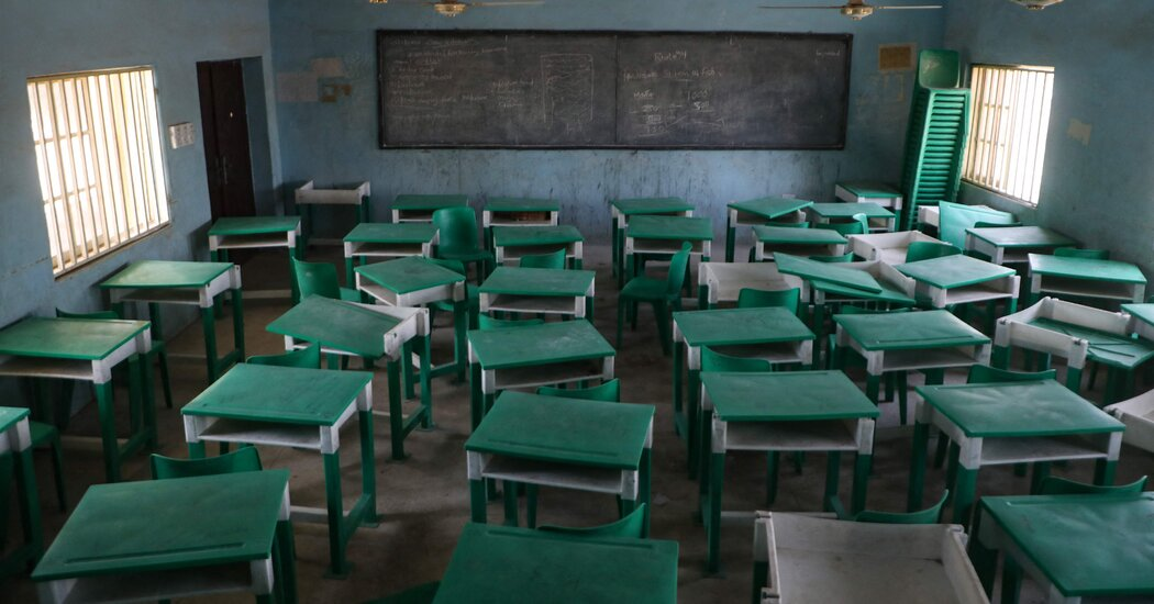 Nigeria's Boarding Schools Have Become a Hunting Ground for Kidnappers