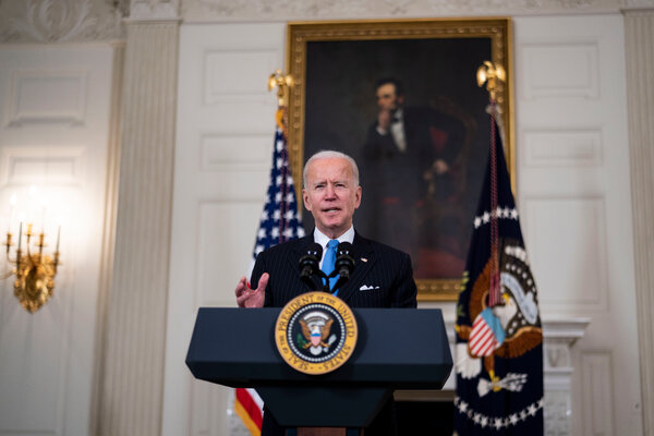 If Republican senators are united in opposition to President Biden's stimulus bill, the chamber's Democrats will need to be united in order to pass it.