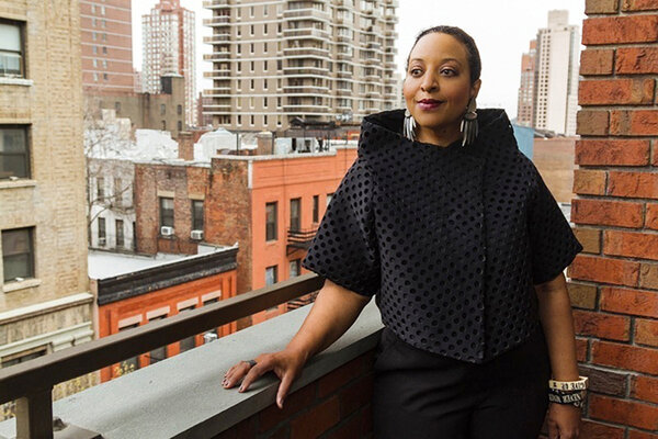 Gayle Jennings-O'Byrne, 51, a former banking executive, is a founder of WOCstar Fund, a venture capital fund that invests in women of color and diverse teams in technology.