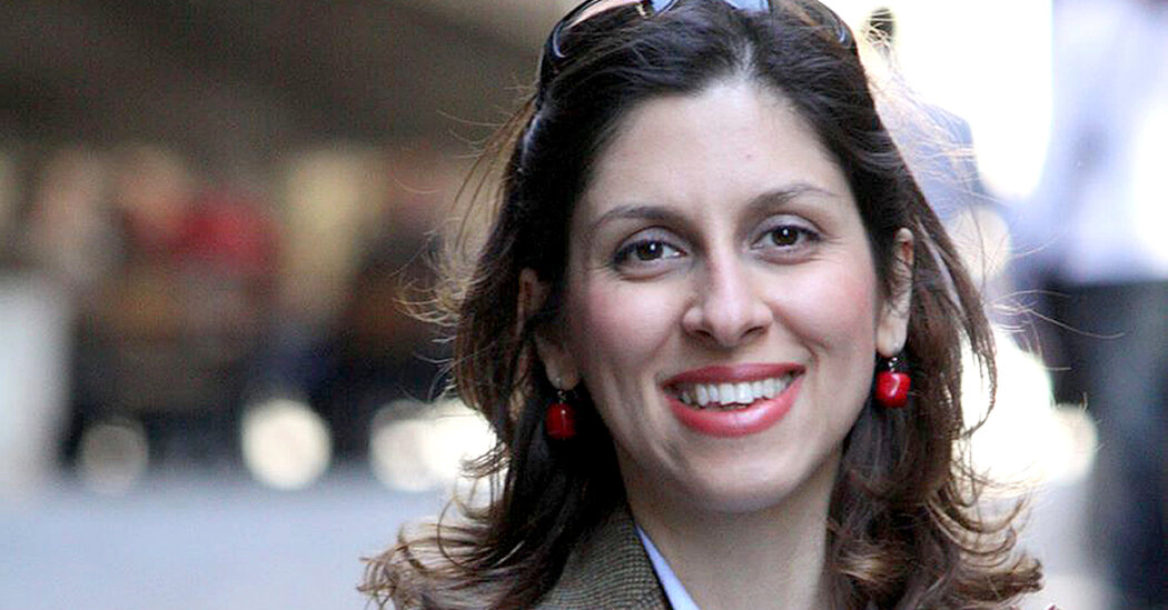 Nazanin Zaghari-Ratcliffe Is Freed in Iran but Faces New Court Date