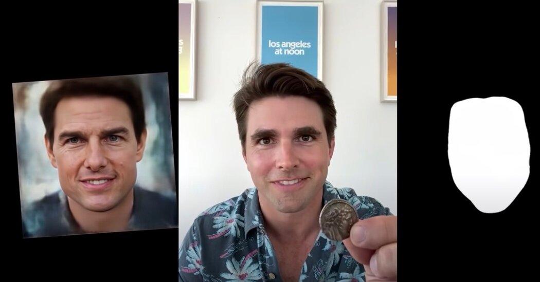 Deepfake Videos of Eerie Tom Cruise Revive Debate