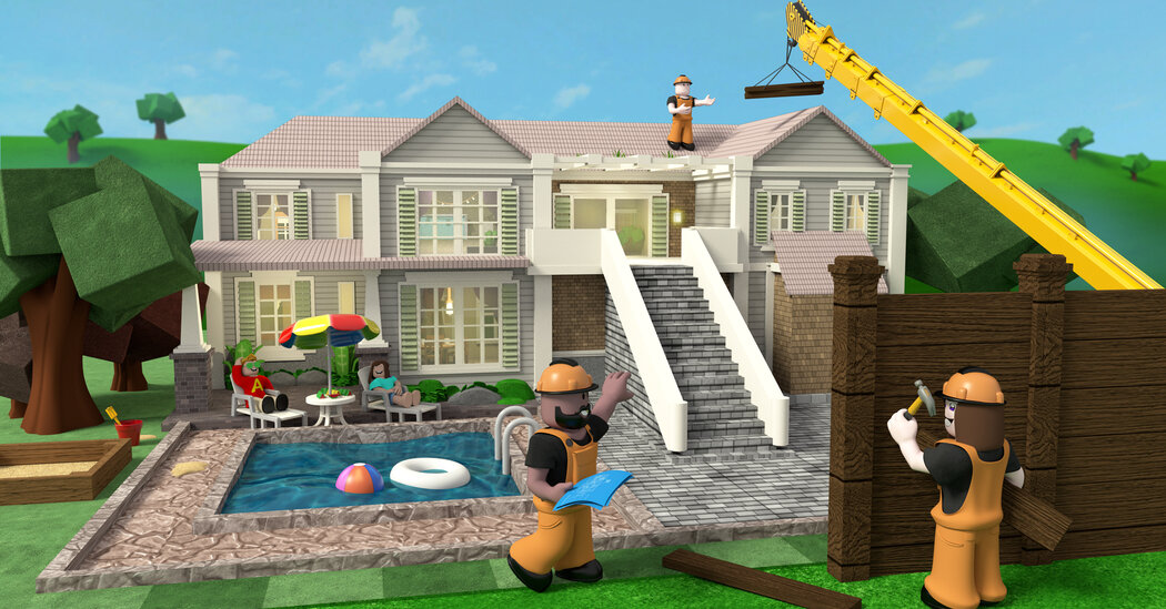 Roblox Soars 43% on First Day of Trading as Gaming Booms