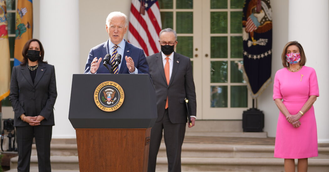Biden to Speak at Rose Garden